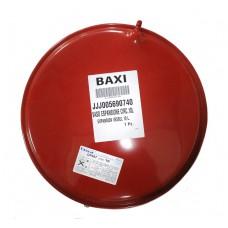 Расширительный бак 10 л круглый на газовый котел Baxi Eco, Luna, Westen Star Digit5690740