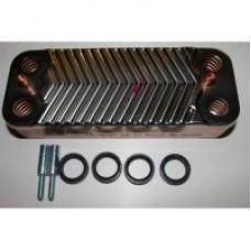 Вторичный теплообменник для газового котла Viessmann Vitopend 100 WH1B
