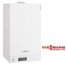 Газовый конденсационный котел Viessmann Vitodens 100-W B1KC122 26,0 кВт