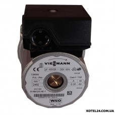 Насос циркуляционный Viessmann для газового котла Vitopend 100 WH1B ― 7830453