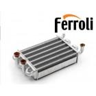 Теплообменник Ferroli Domiproject C24D/F24D , Ferroli Domina C24N/F24N,Fereasy C24D/F24D